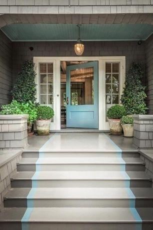 Cottage Front Door With Paint 1 Raised Beds Casement Exterior Concrete Tile Floors Exterior
