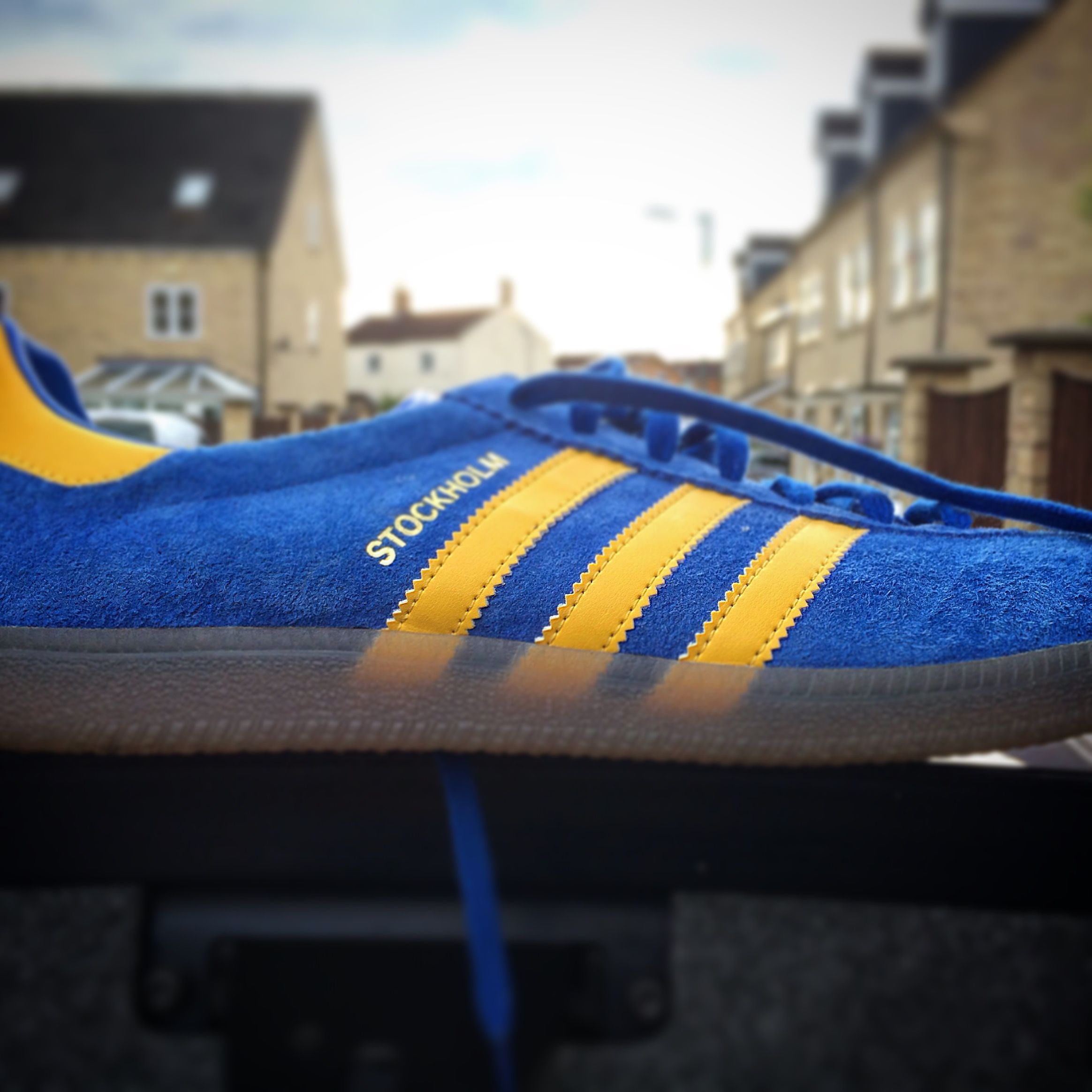 low priced 58a70 51f7c Adidas Stockholm 2008 release (translucent outsold)