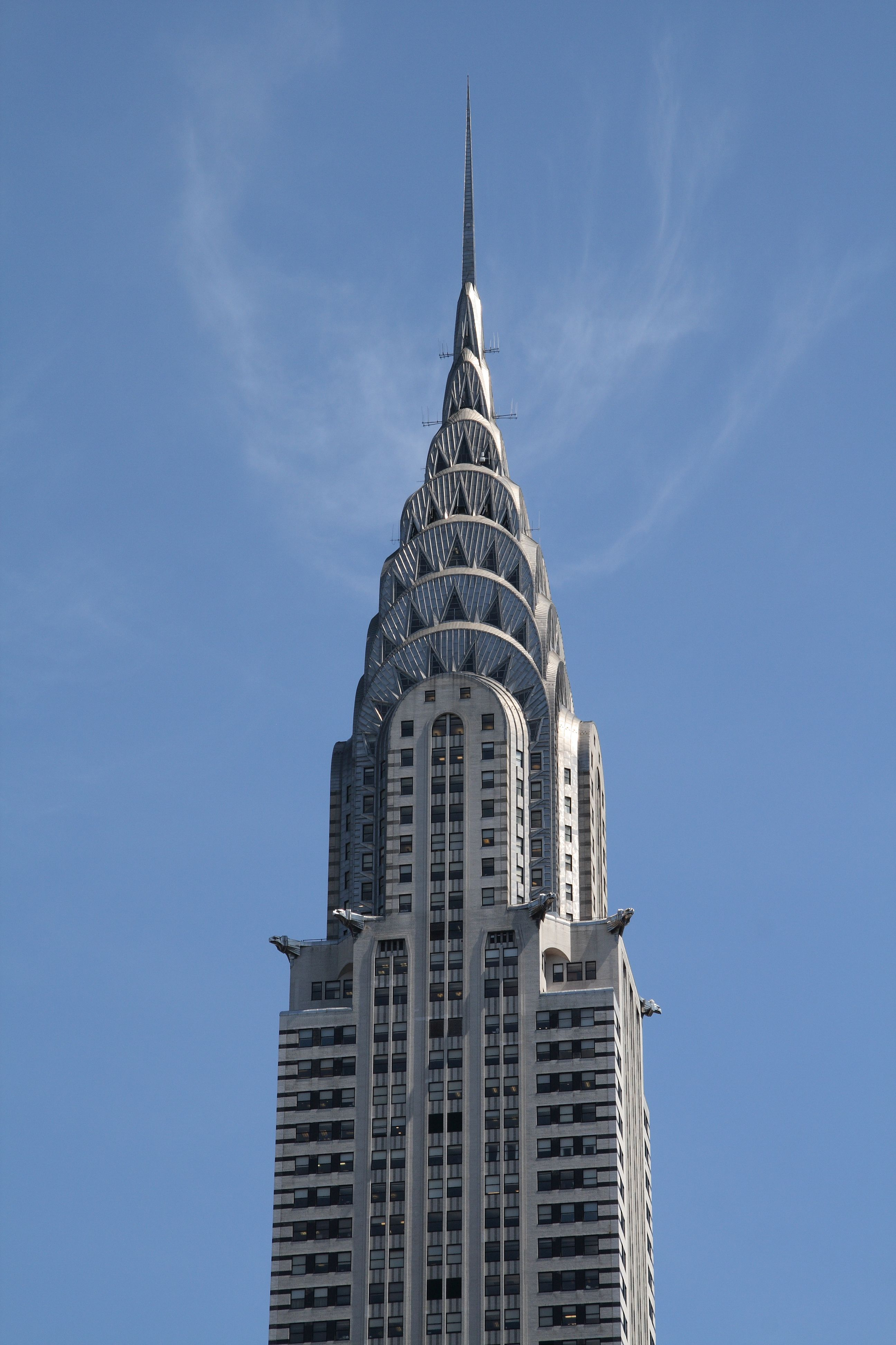 Chrysler Building The Ultimate In Art Deco Architecture With