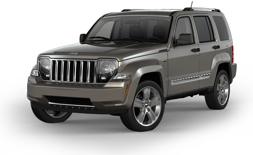 2012 Jeep Liberty The car that says Im coming in to work and