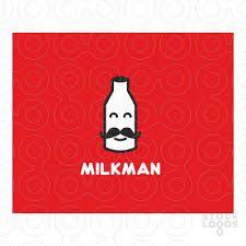Milkman Logo Google Search Logo Google Novelty Sign Logos