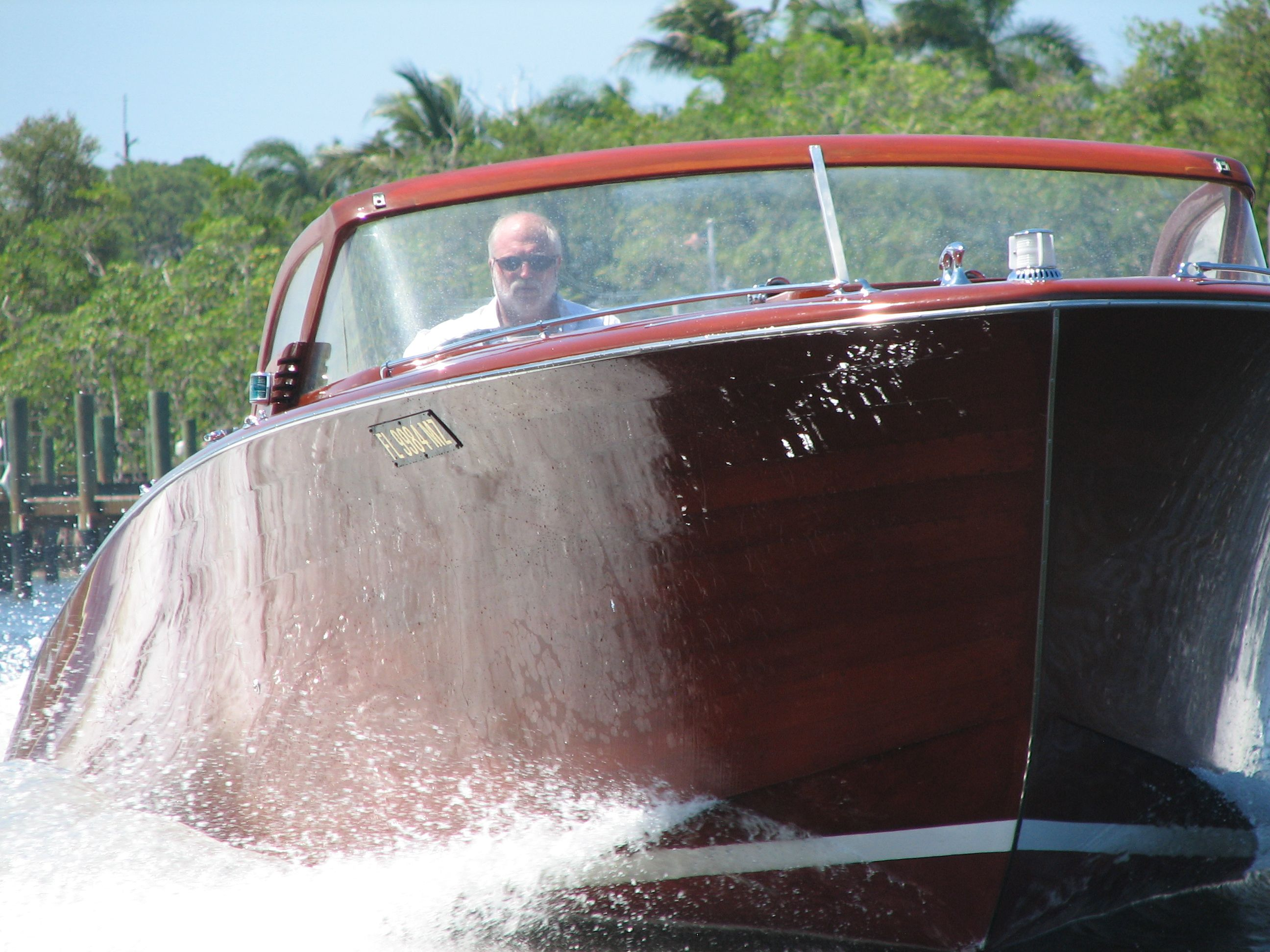 1950 S 24 Shepherd Runabout Designed And Built For The Waves Of