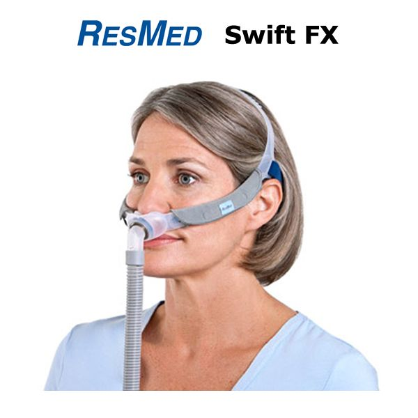 Swift Fx Nasal Pillow Cpap Mask By Resmed With Images Sleep