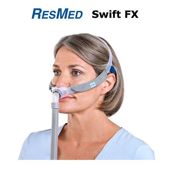 resmed swift fx nasal pillow cpap mask