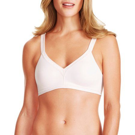 7f8cb46bcfdca Warner s Just You Wire-Free 2-Ply Bra - RQ8691A