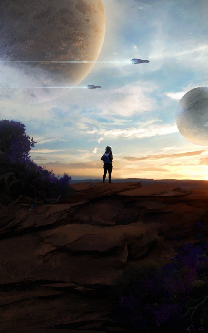 Uncharted Planets, No Man's Sky? by Arjen-Sol | Sprawl ...