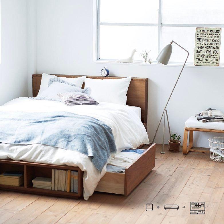 Épinglé par Lily Benko sur Cute home ideas (avec images) | Mobilier de salon, Lit coffre