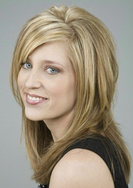Layered Medium Hair Medium Hair Styles Hair Lengths Hair Styles