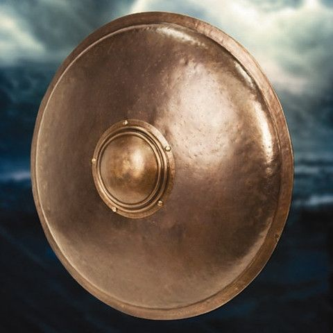Greek Shield from the Movie 300: Rise of an Empire
