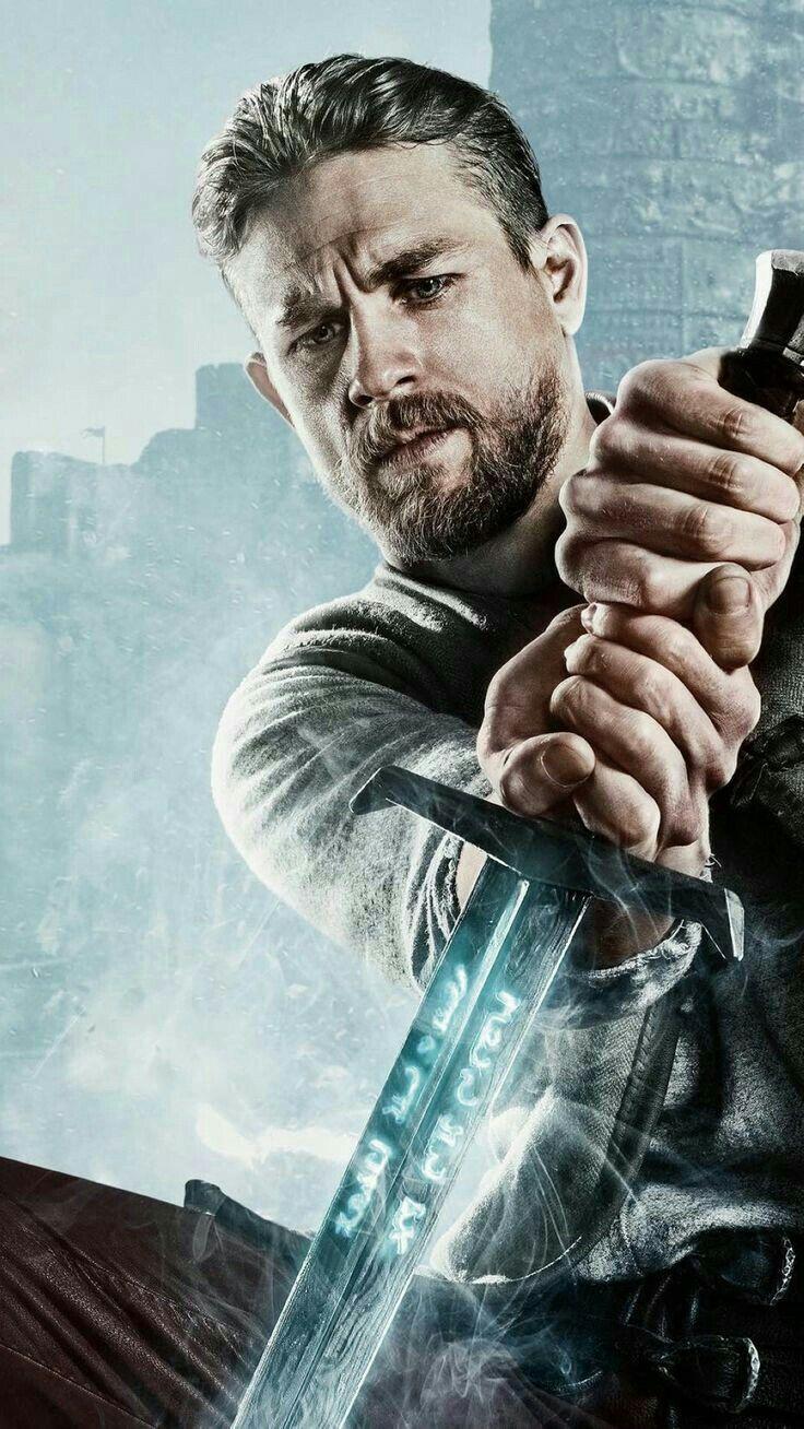 Charlie Hunnam As King Arthur Filmes Melhores Filmes Rei Artur