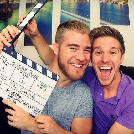 Mike Van Reekum And Pk Creedon Pk Mike Pinterest Gay Couple
