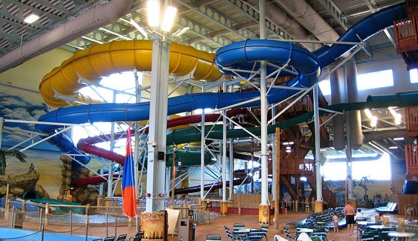 Indoor Waterpark Kalahari Resort Sandusky Ohio