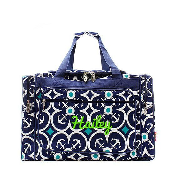 f7288350fb5753 Personalized 20 | Products | Canvas duffle bag, Bags, Travel tote