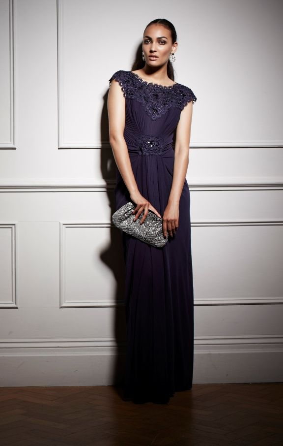 All New Collection 8 Evening Dresses: Natasha Full Length Dress ...