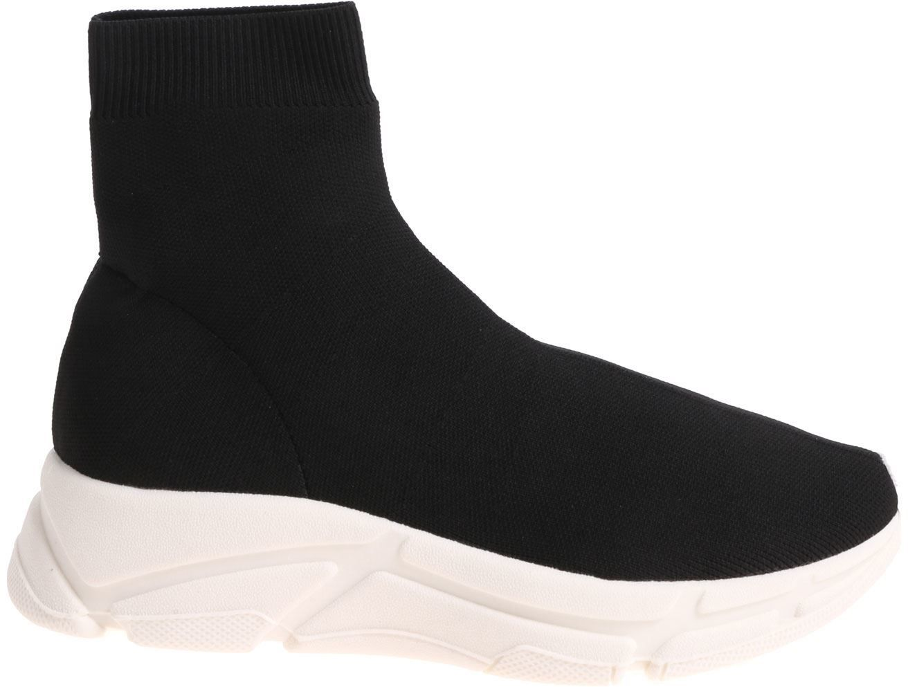 Tenisi & Adidasi Dama Steve Madden Bitten Black Sneakers