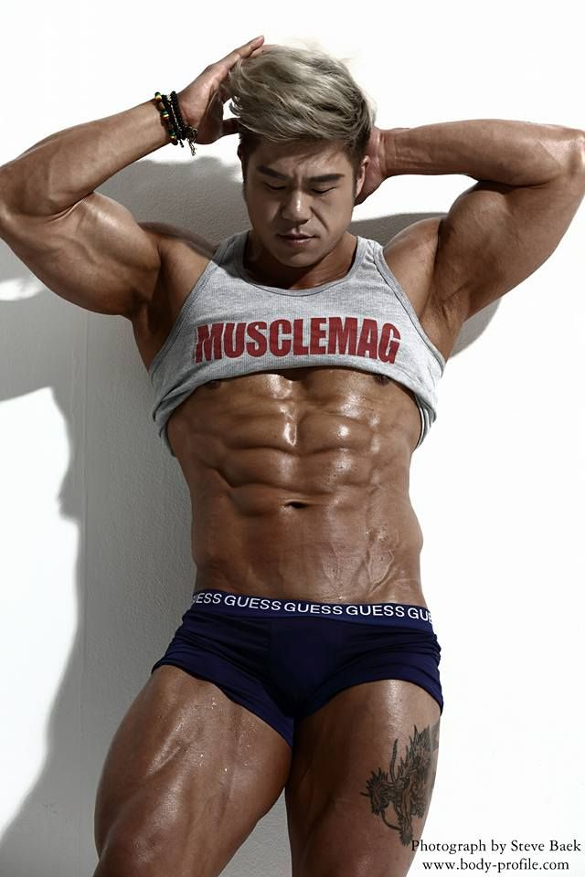 Kim Young Hee (김영희, Korean Bodybuilder) on Profile
