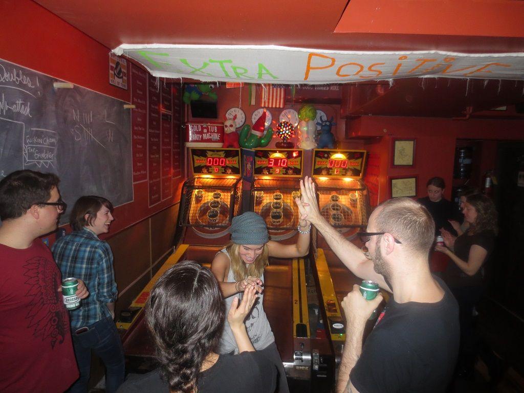 Full Circle Bar New York