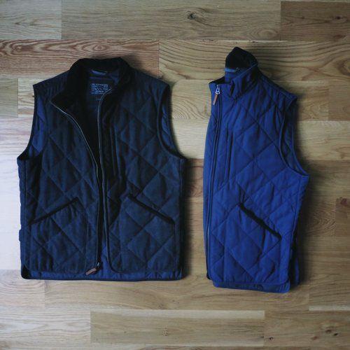 5628543e5cc Fall Men s Wear 2018 - J. Crew Vest Nordic Down Vest with Primaloft.