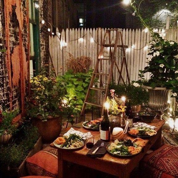 37 Beautiful Bohemian Patio Designs: 37+ An Impartial Perspective On Boho Backyard