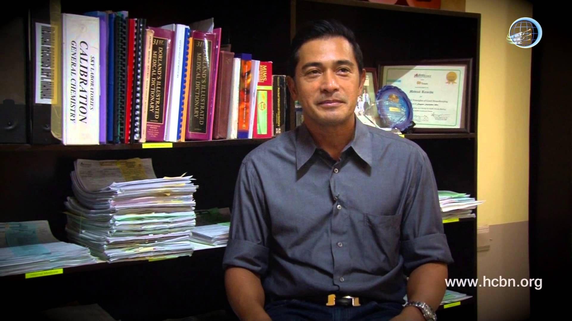 Cesar Montano Actor / Film Director in the Philippines