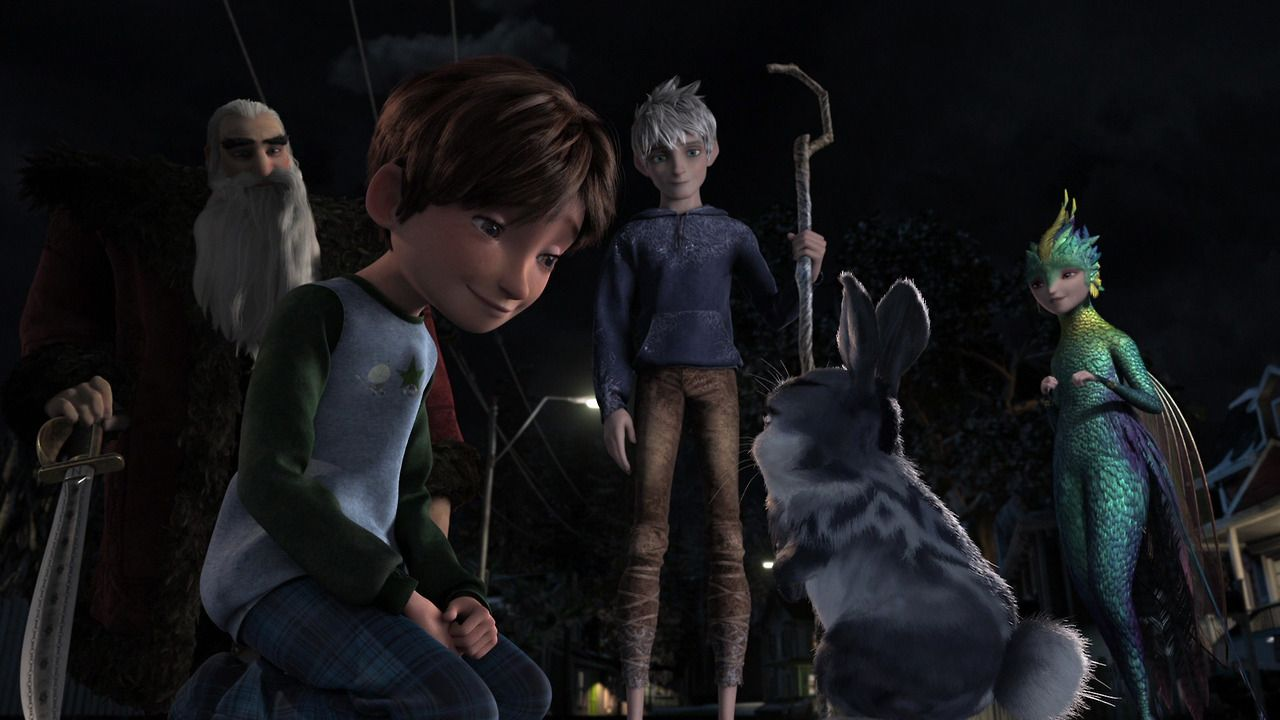 Pin On Jack Frost