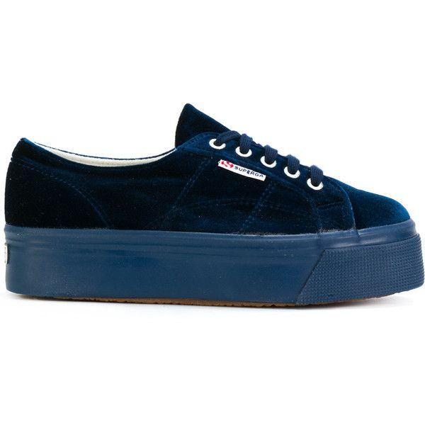 Comprare > superga blue velvet 53% OFF!