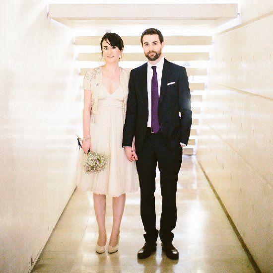 A Super Chic City Wedding In Dublin, Ireland Where The