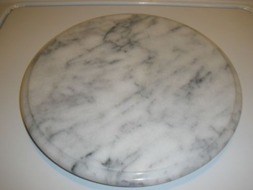 Large Marble Lazy Susan Gray And White Ebay Marble Lazy Susan Lazy Susan Kitchen Rack