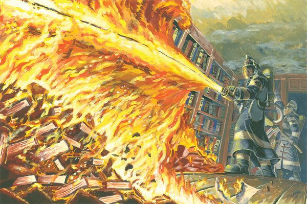 Fahrenheit 451 by <a target=