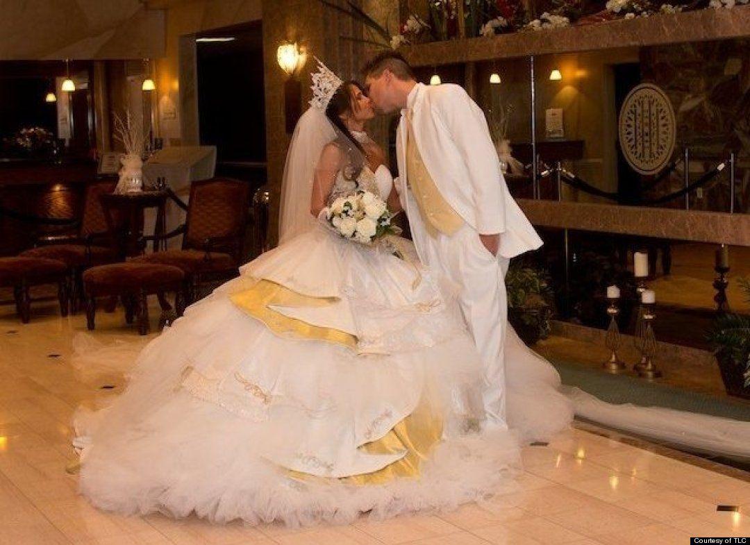 PHOTOS: \'Gypsy Wedding\' Dress Designer Tells All | American gypsy ...
