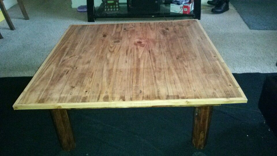 Outstanding Coffee Table With Extensions On 2 Ends My Designed Download Free Architecture Designs Scobabritishbridgeorg