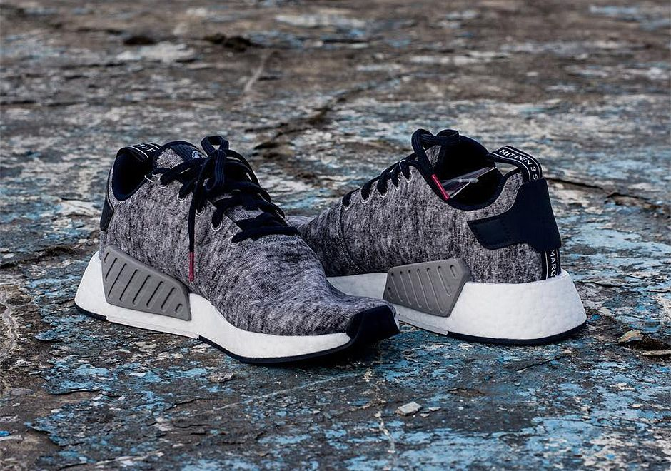 United Arrows & Sons adidas NMD R2 Sample Vad är Crackin    United Arrows & Sons adidas NMD R2-prov   title=     What's Crackin