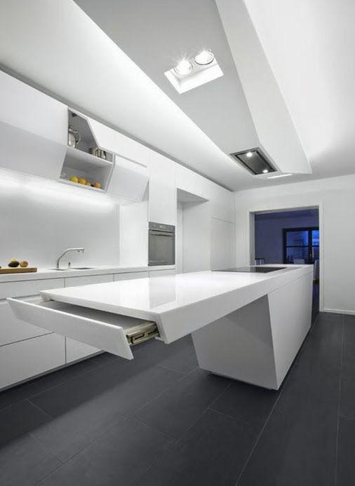 Sign In Moderne Witte Keukens Moderne Keukens Keuken Idee