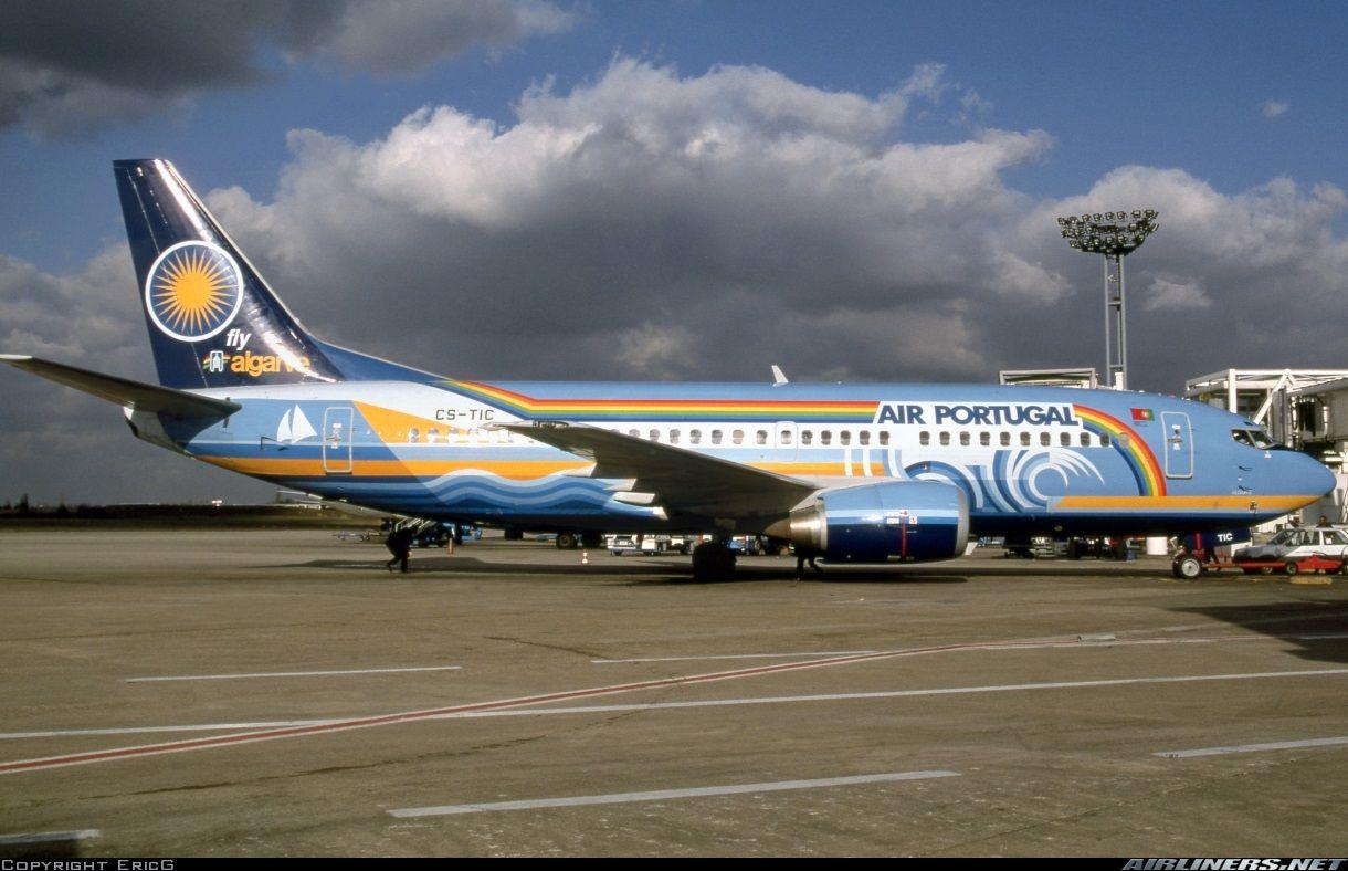 Boeing 737382 TAP Air Portugal Aviation Photo