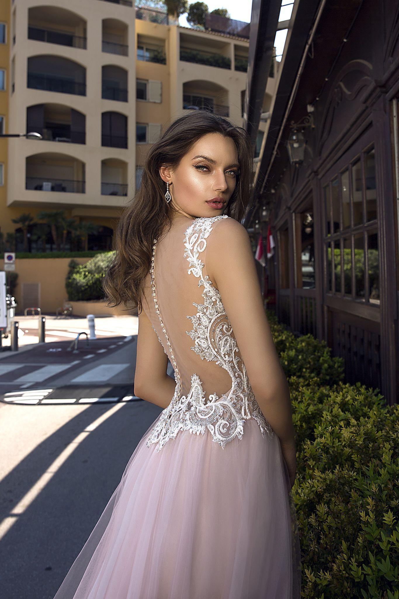Dress for wedding engagement party  wedding dress Federica Каталог страница товара u Tina Valerdi