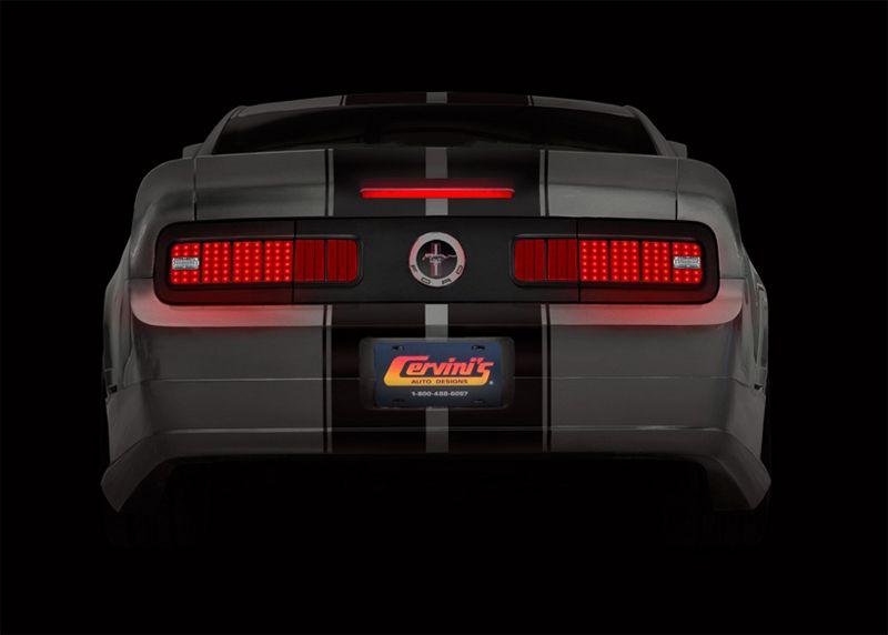 2010 Shelby Taillightconv Lit 800 Jpg 800 572 Mustang 2005 Ford Mustang 05 Mustang