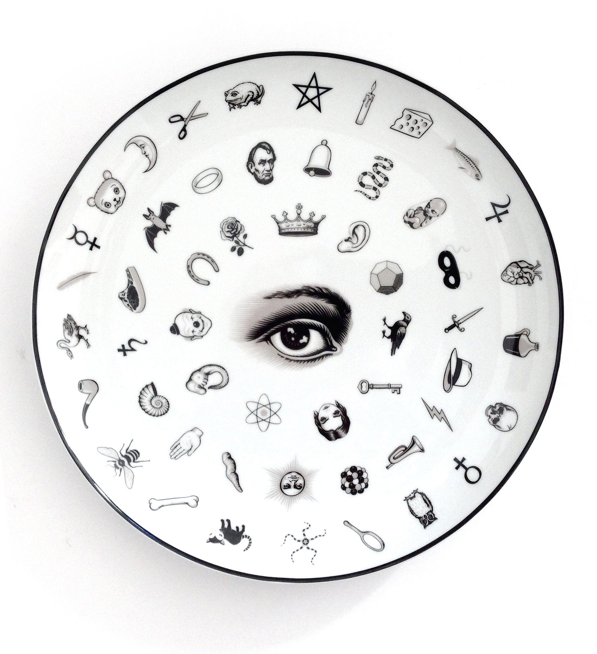 Mark Ryden Surrealist Plate