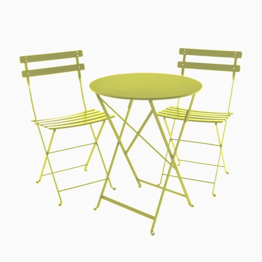 Bistro Métal salon de jardin | Fermob | Chaises | Mobilier ...