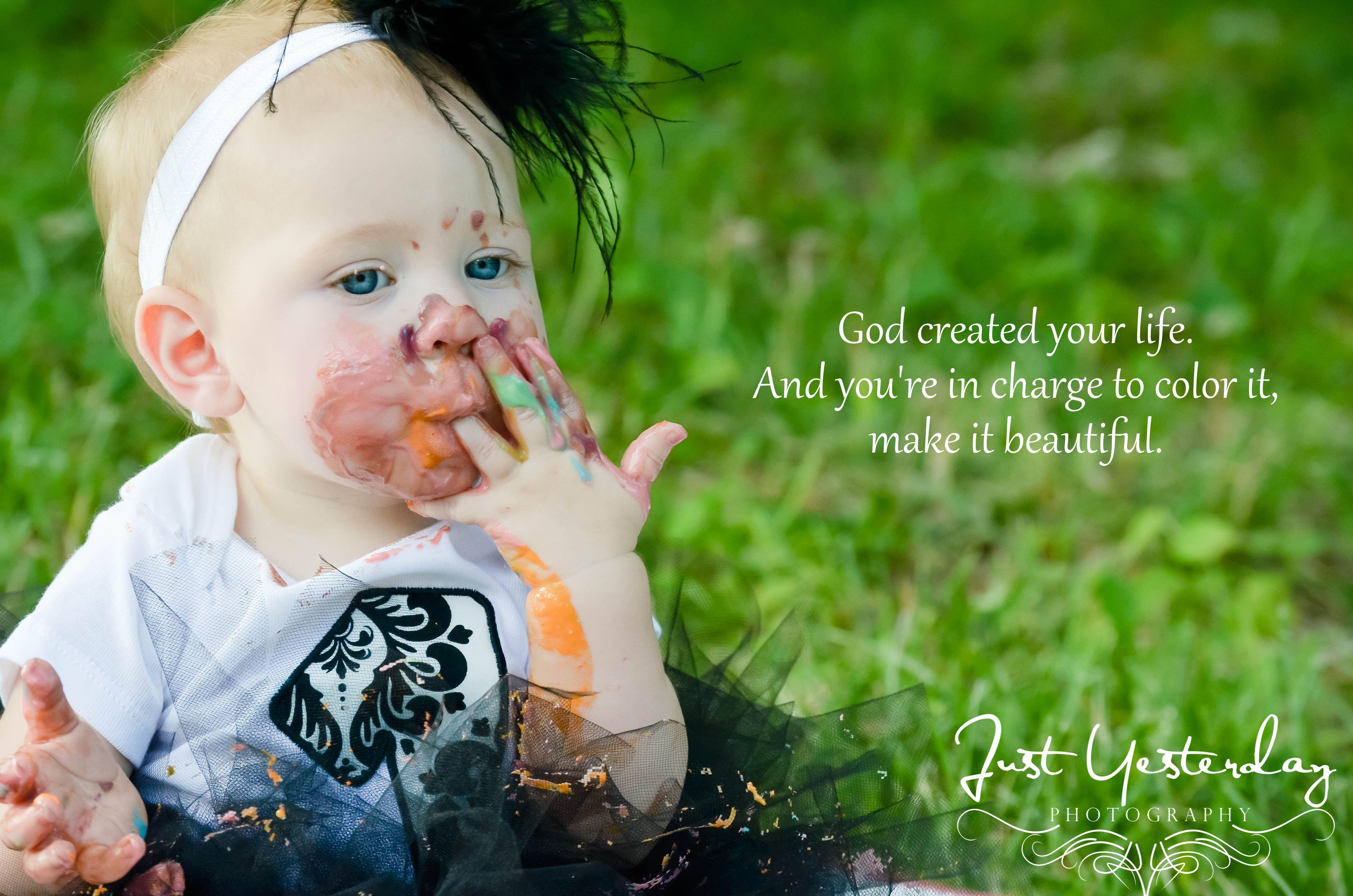 bible verse for birthday baby girl