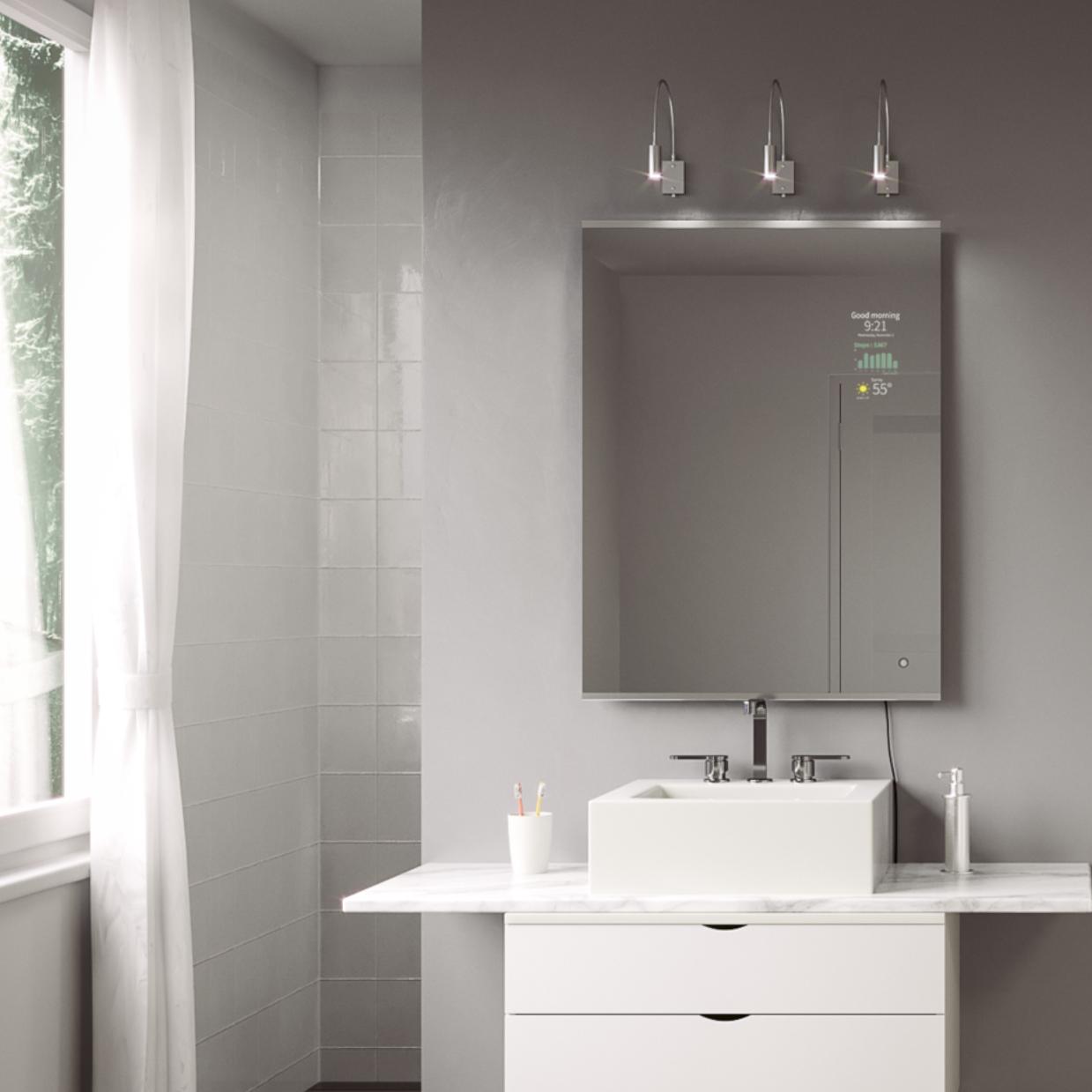 Mango Smart Mirror | Display