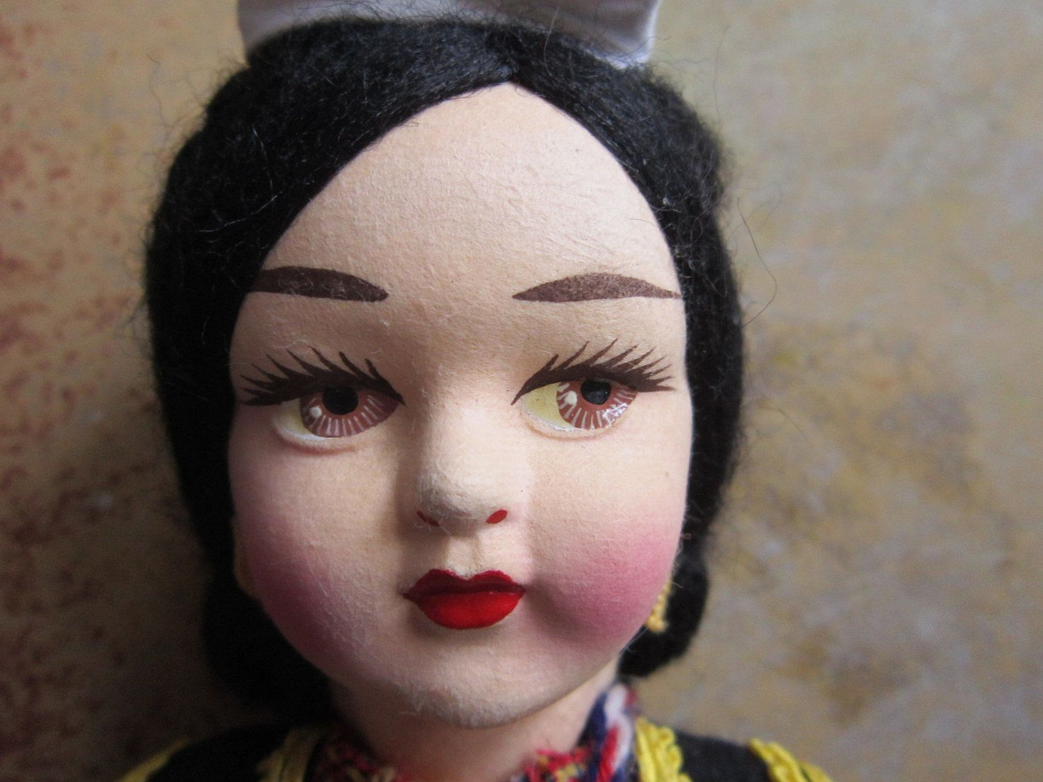 Doll 2 Crooked Eyebrows Beauts Pinterest Dolls And Eyebrows