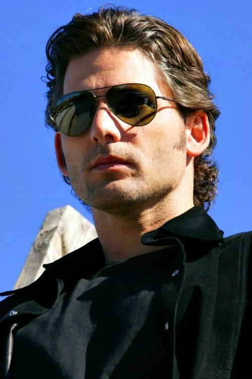 Eric Bana -  could be C. Grey. Maybe I could actually finish the book then..