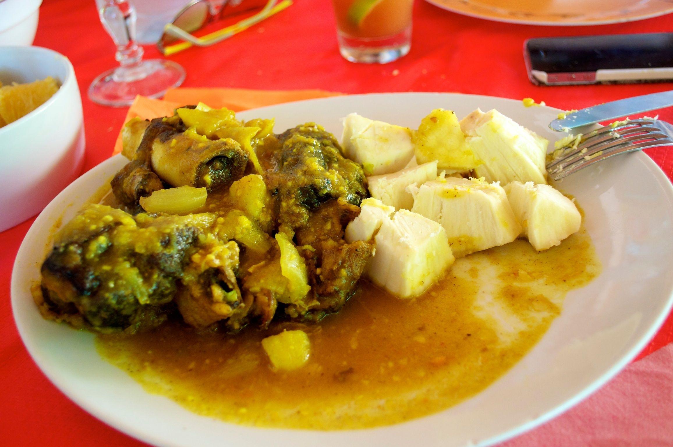 Martinique caribbean food pinterest for Cuisine martinique