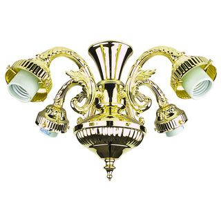 Overstock Com Online Shopping Bedding Furniture Electronics Jewelry Clothing More Fan Light Kits Ceiling Fan Update Polished Brass
