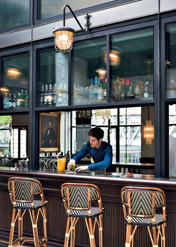 La Brasserie Barbes Brasserie Barbes Design Interieur Restaurant Interieur De Restaurant