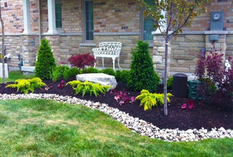 50 New Front Yard Landscaping Design Ideas Small Backyard