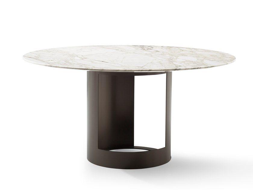 Tavolo rotondo in marmo CI   Tavolo by Bodema   Tavolo ...