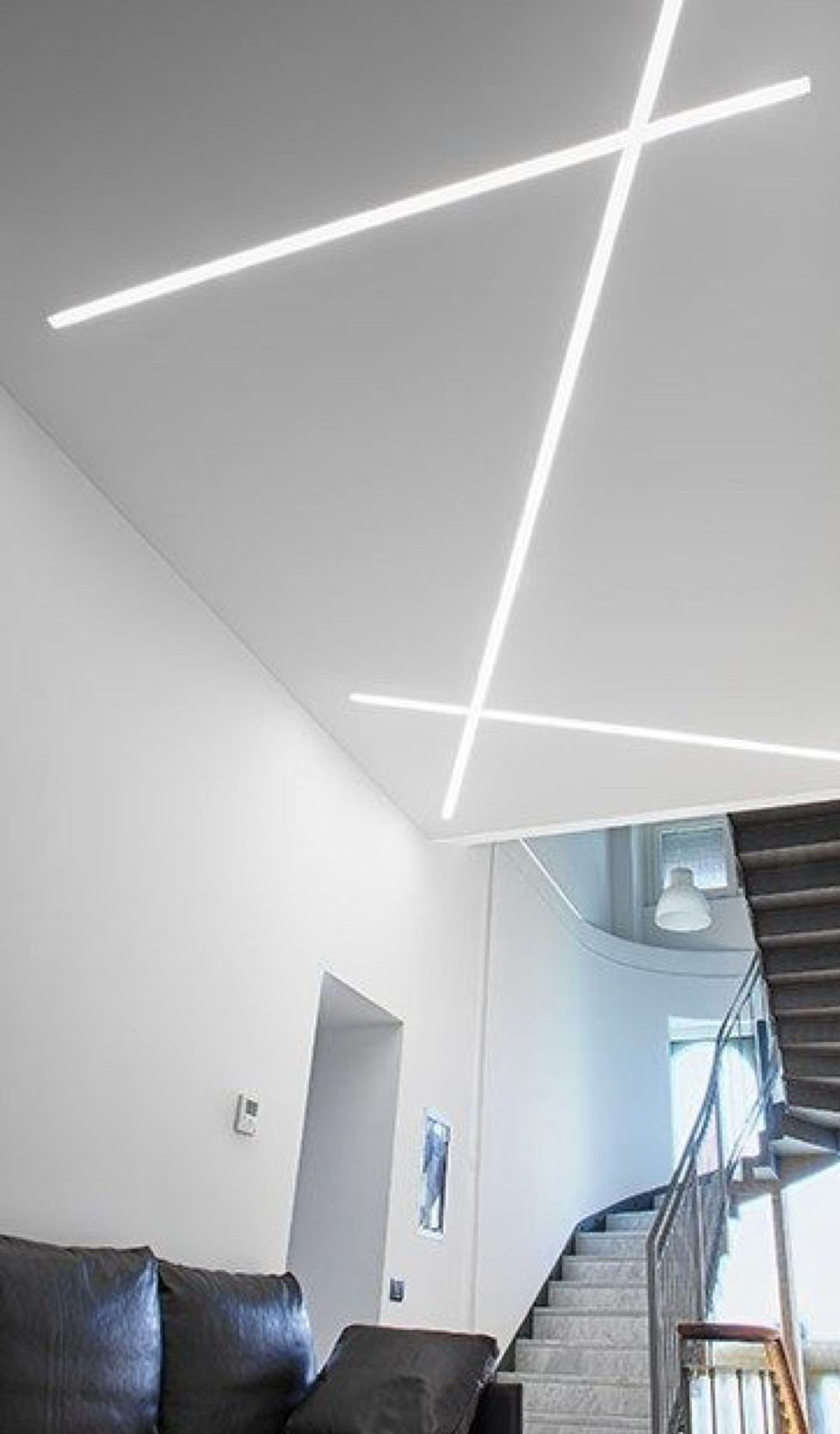 Deckenleuchte Led Streifen 30 Ways Of Using Led Lights To Give Any Space A Dramatic