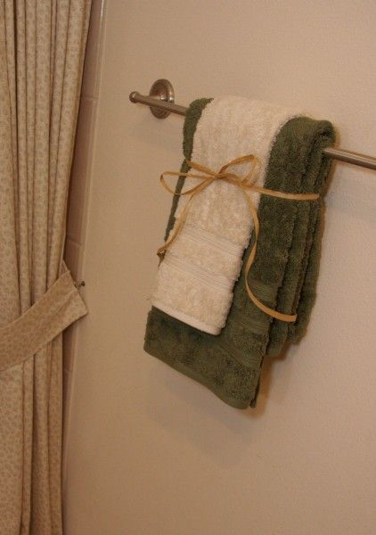 Images Photos bathroom towel staging Google Search