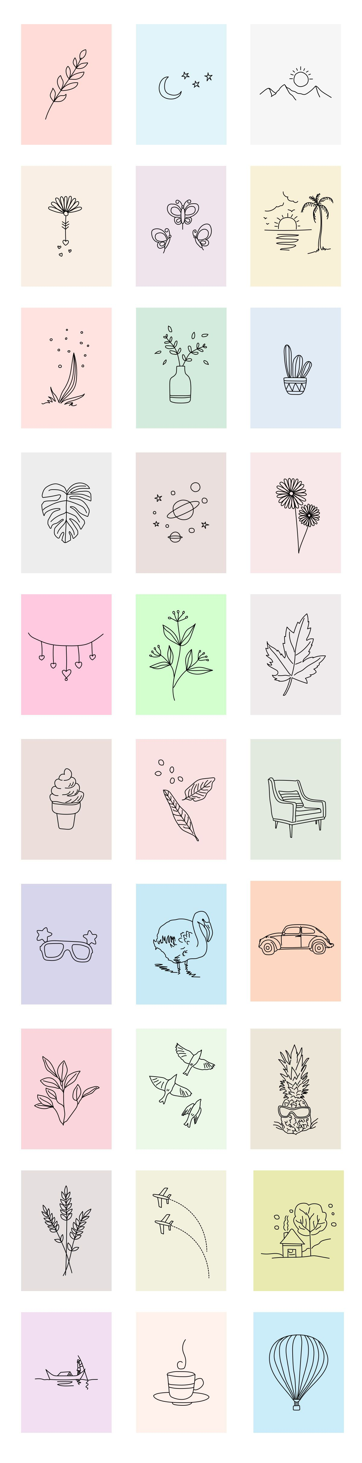 Hand Drawn Vector Elements – GraphicsFuel